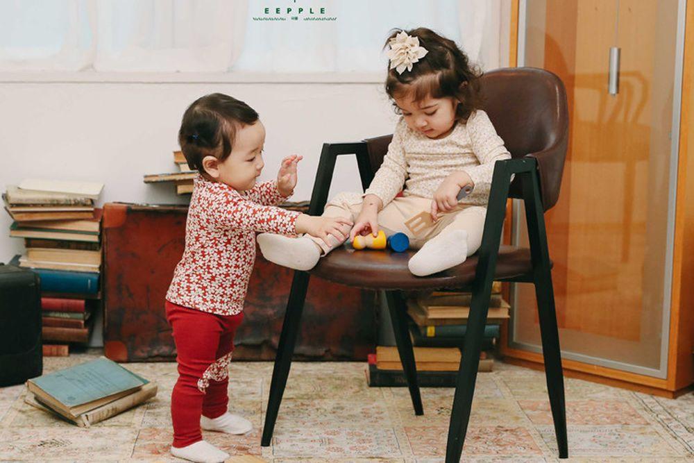 EEPPLE - BRAND - Korean Children Fashion - #Kfashion4kids - Flower Easywear