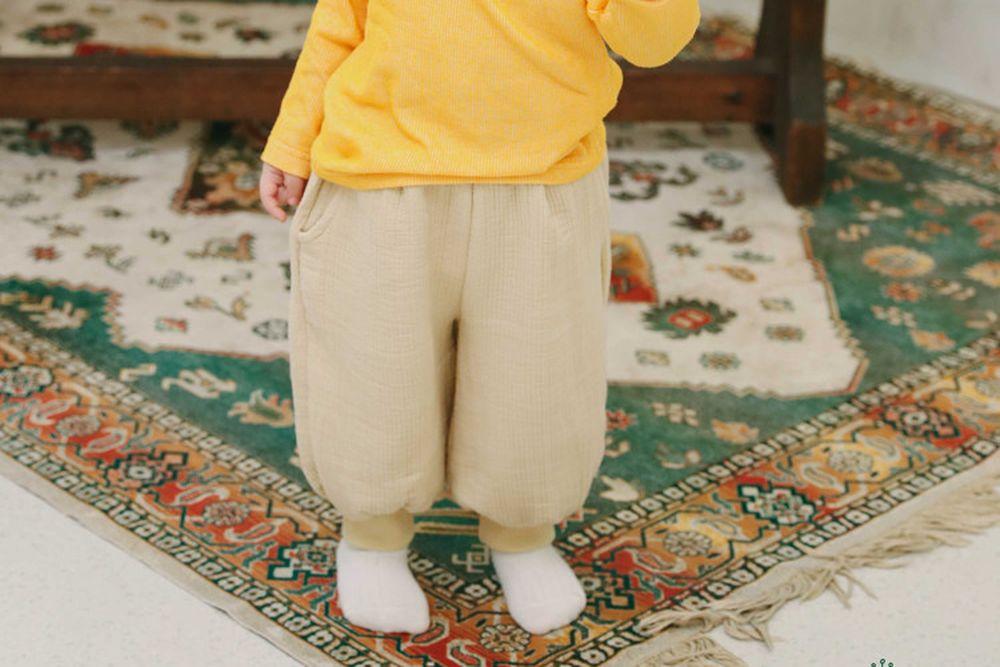 EEPPLE - BRAND - Korean Children Fashion - #Kfashion4kids - Sausage Pants