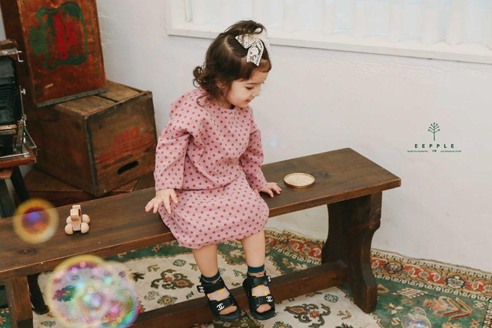 EEPPLE - BRAND - Korean Children Fashion - #Kfashion4kids - Pop One-piece