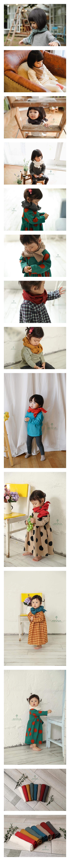 EEPPLE - Korean Children Fashion - #Kfashion4kids - Eepple Scarf