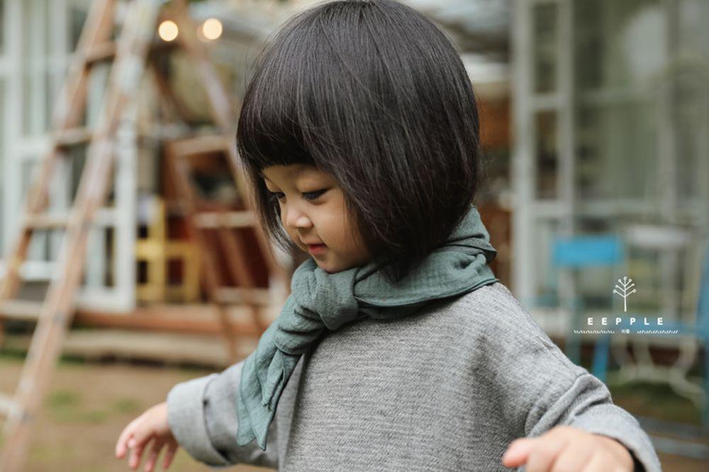 EEPPLE - BRAND - Korean Children Fashion - #Kfashion4kids - Eepple Scarf