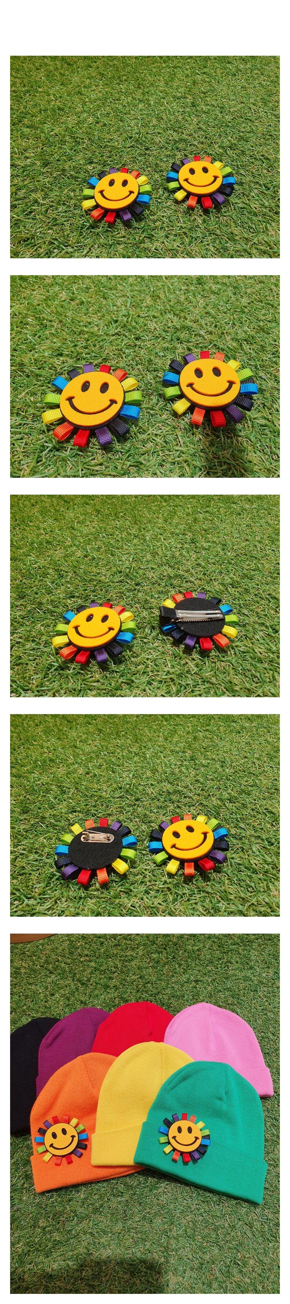 FLOWER J - Korean Children Fashion - #Kfashion4kids - Sunny Hairpin