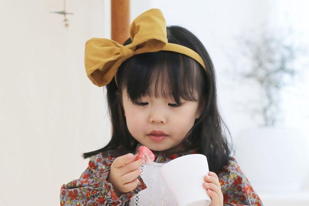 FLOWER J - BRAND - Korean Children Fashion - #Kfashion4kids - Wire Hairband