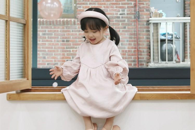 FLOWER J - BRAND - Korean Children Fashion - #Kfashion4kids - Balloon Party One-piece