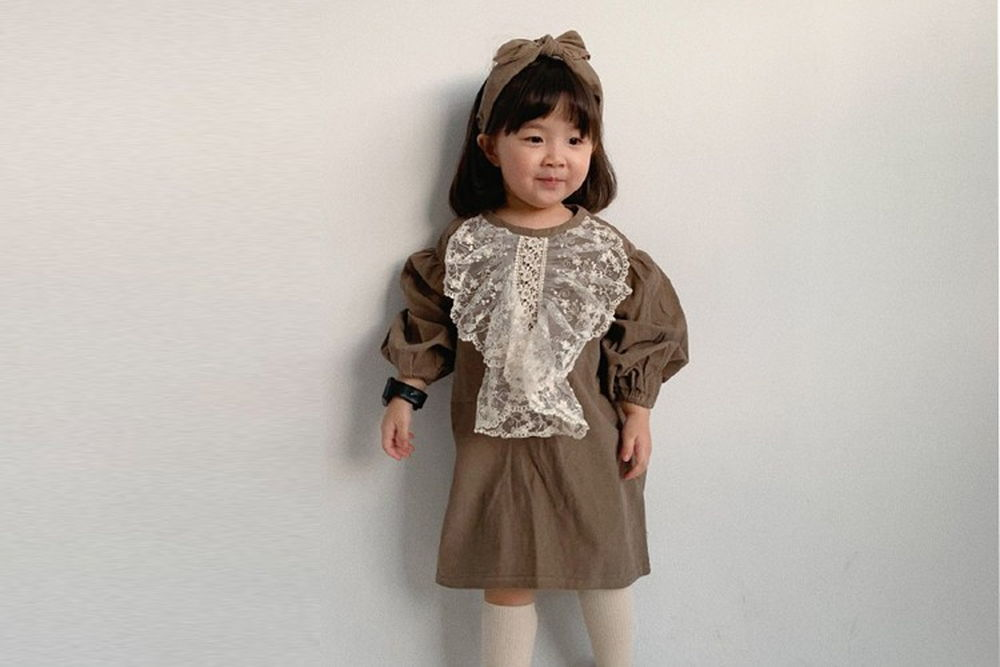 FLOWER J - BRAND - Korean Children Fashion - #Kfashion4kids - Mellina One-piece