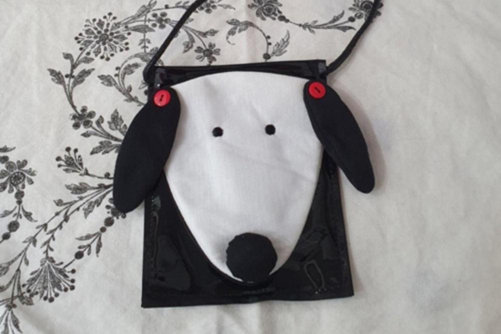 FLOWER J - BRAND - Korean Children Fashion - #Kfashion4kids - Puppy Bag