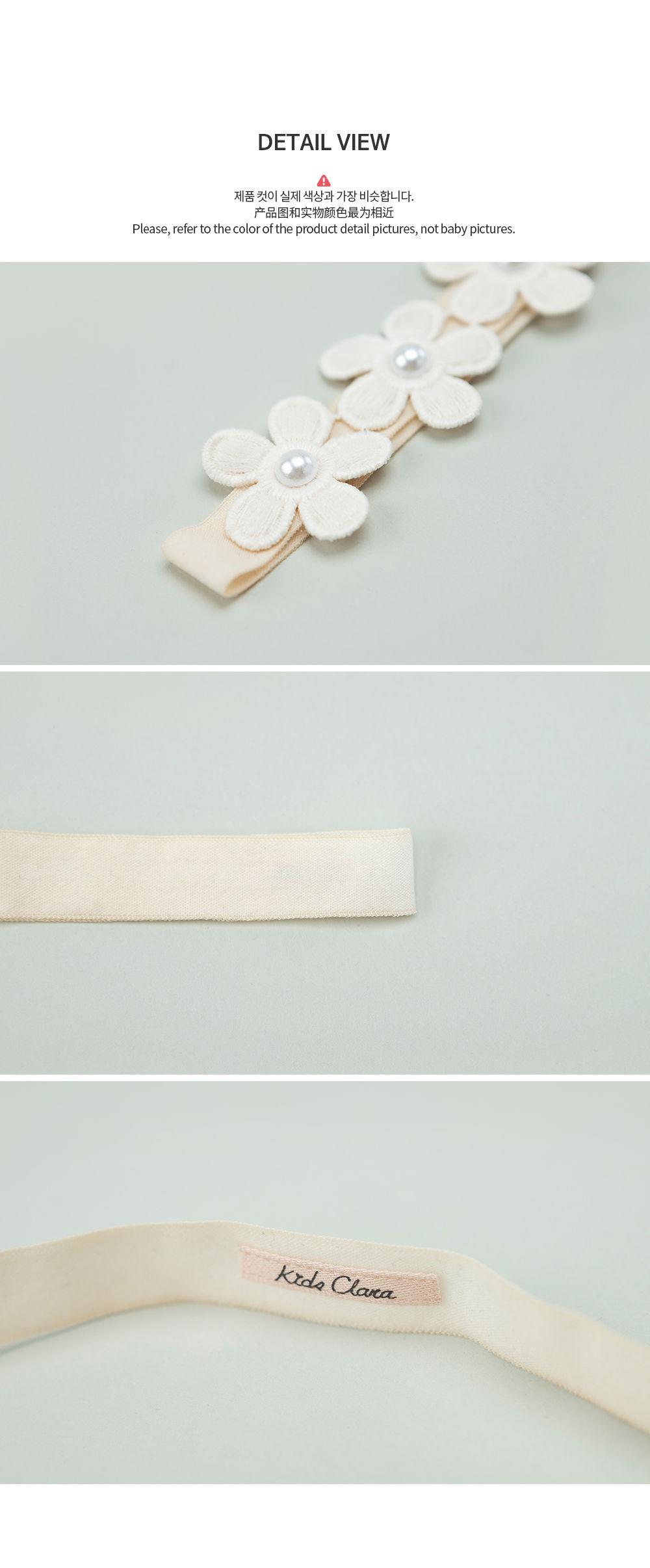HAPPY PRINCE - Korean Children Fashion - #Kfashion4kids - Andree Baby Hairband [set of 5] - 6