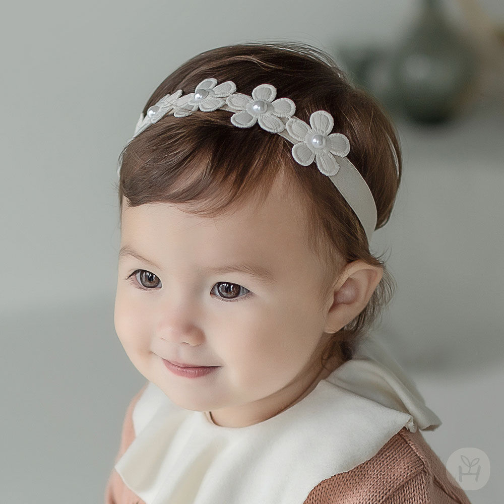 HAPPY PRINCE - BRAND - Korean Children Fashion - #Kfashion4kids - Andree Baby Hairband [set of 5]