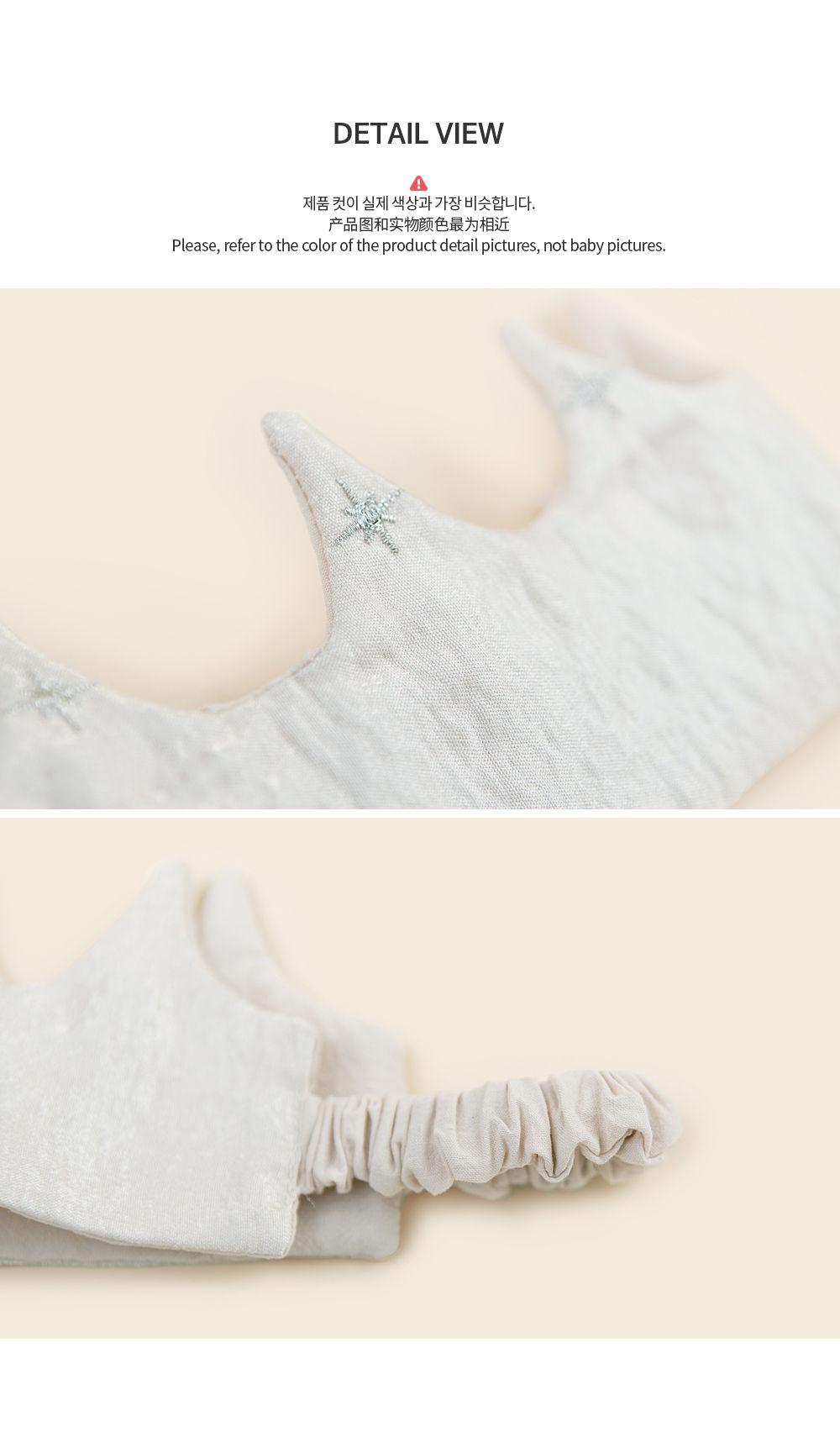 HAPPY PRINCE - Korean Children Fashion - #Kfashion4kids - Flot Crown Baby Hairband [set of 5] - 7
