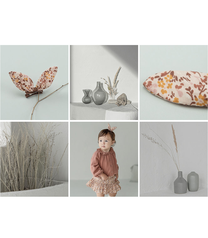 HAPPY PRINCE - Korean Children Fashion - #Kfashion4kids - Vienna Baby Hairpin [set of 5] - 4