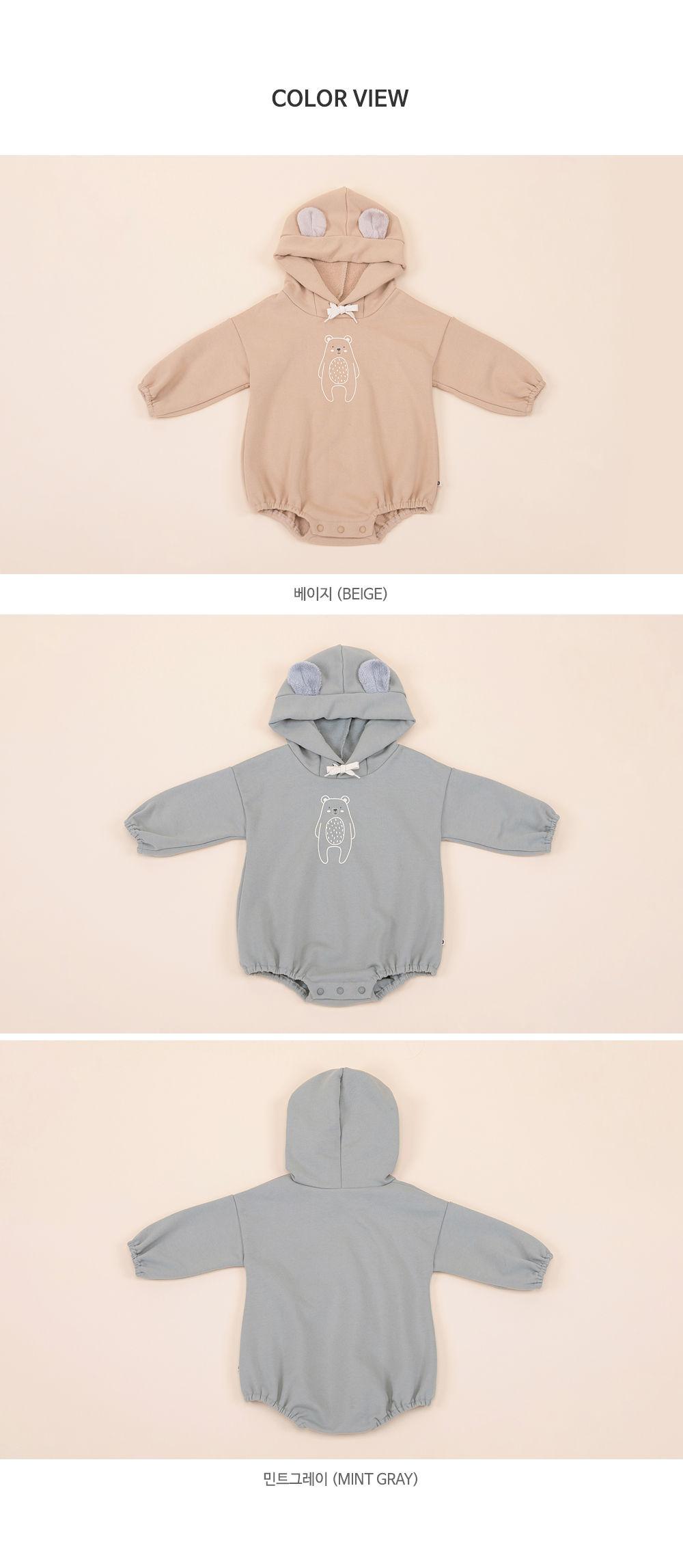 HAPPY PRINCE - Korean Children Fashion - #Kfashion4kids - Josiah Coveralls - 10
