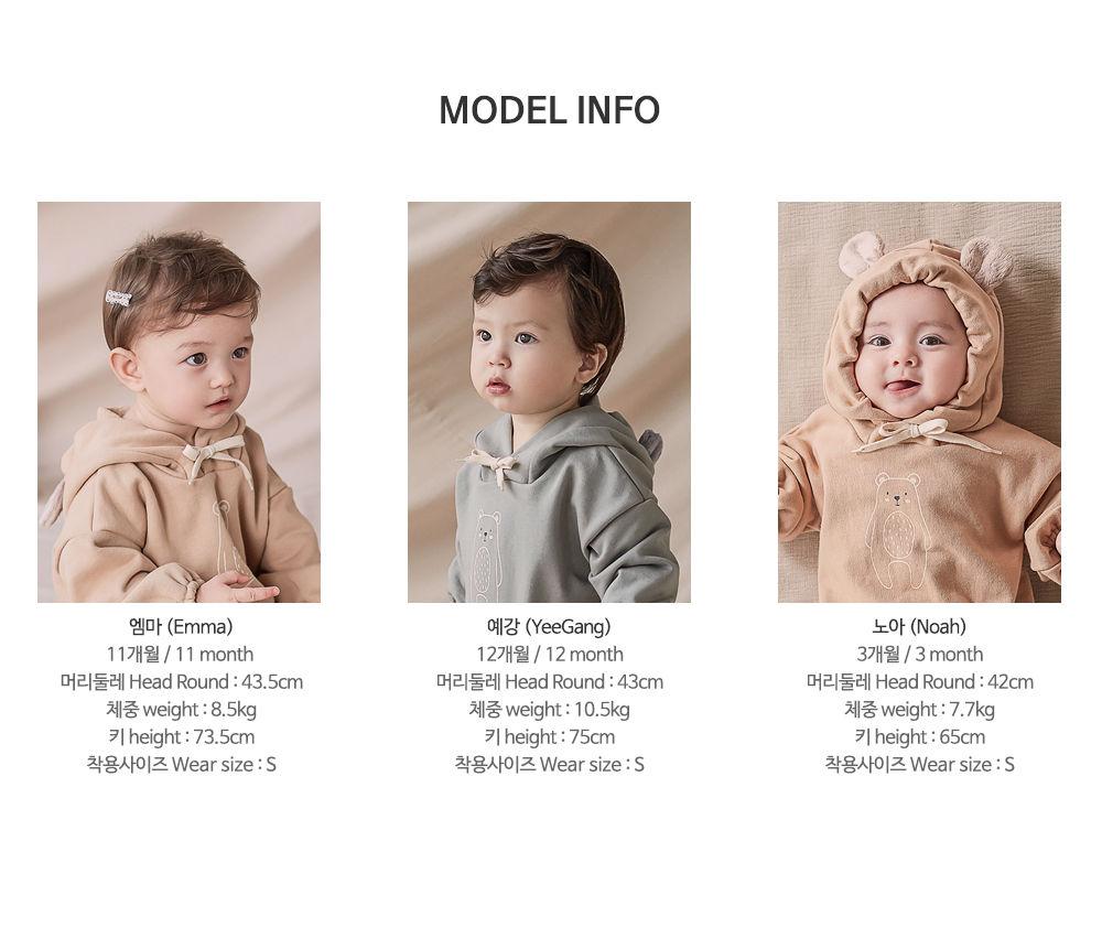 HAPPY PRINCE - Korean Children Fashion - #Kfashion4kids - Josiah Coveralls - 12