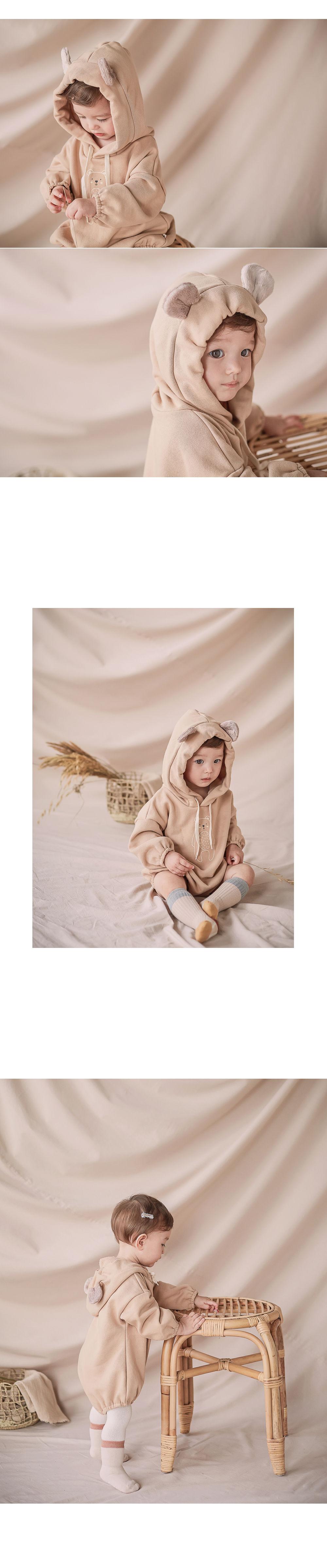 HAPPY PRINCE - Korean Children Fashion - #Kfashion4kids - Josiah Coveralls - 2