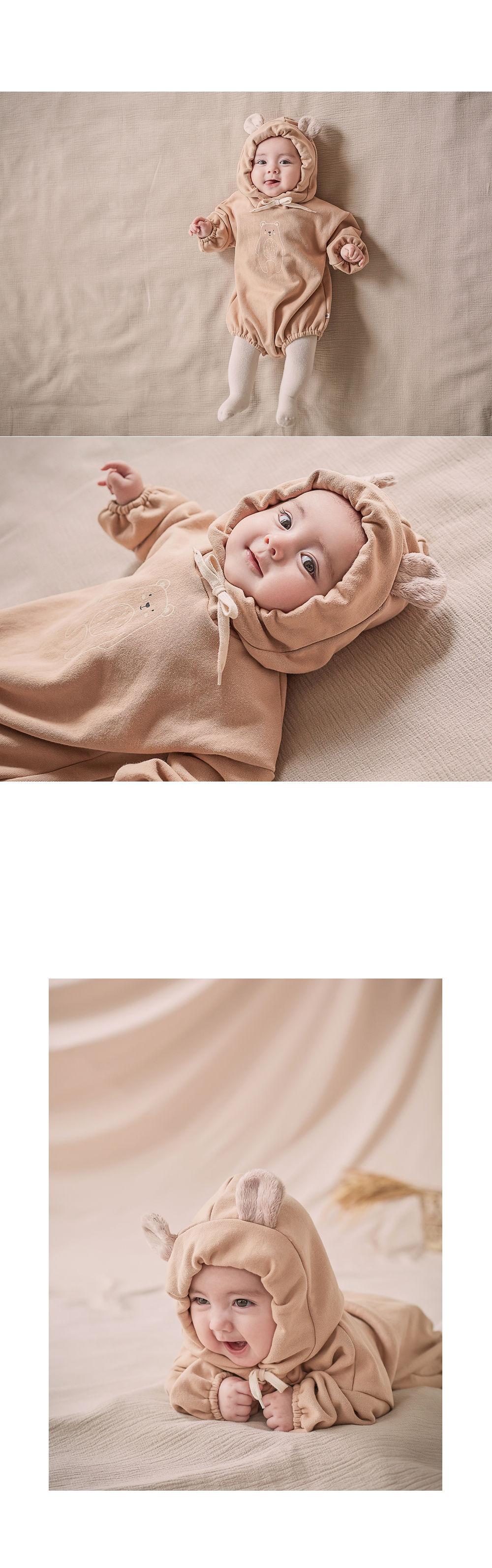HAPPY PRINCE - Korean Children Fashion - #Kfashion4kids - Josiah Coveralls - 4