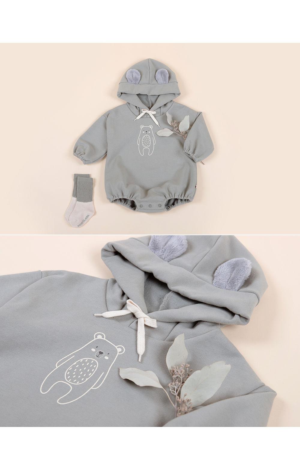 HAPPY PRINCE - Korean Children Fashion - #Kfashion4kids - Josiah Coveralls - 5