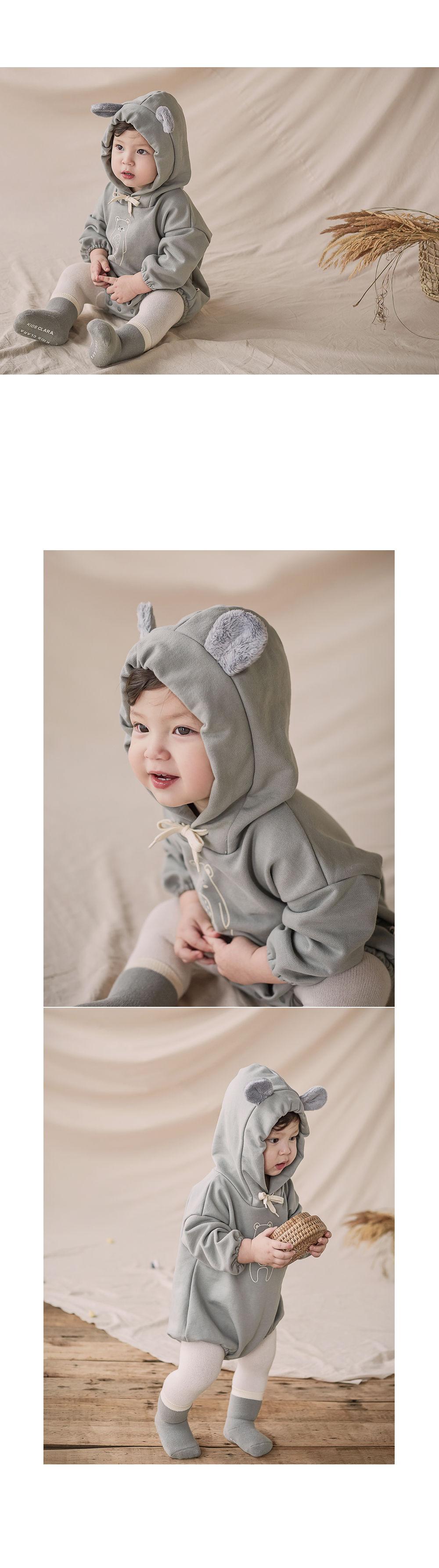 HAPPY PRINCE - Korean Children Fashion - #Kfashion4kids - Josiah Coveralls - 6