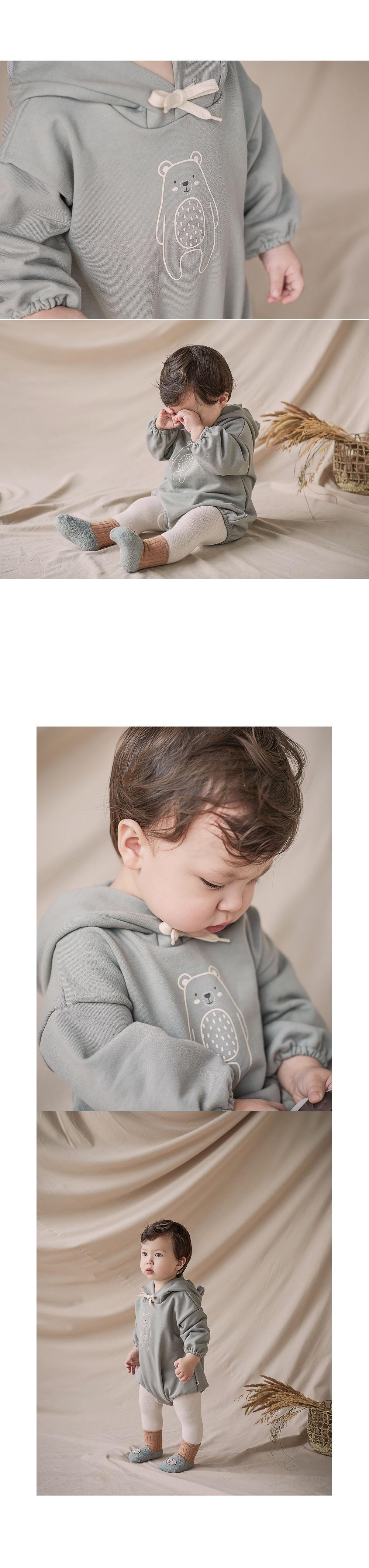 HAPPY PRINCE - Korean Children Fashion - #Kfashion4kids - Josiah Coveralls - 7