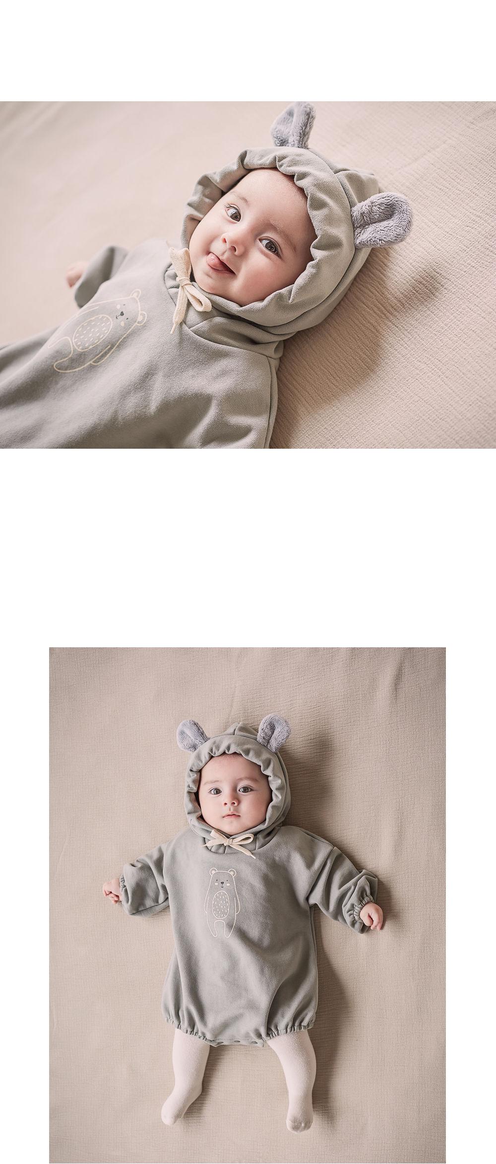 HAPPY PRINCE - Korean Children Fashion - #Kfashion4kids - Josiah Coveralls - 8