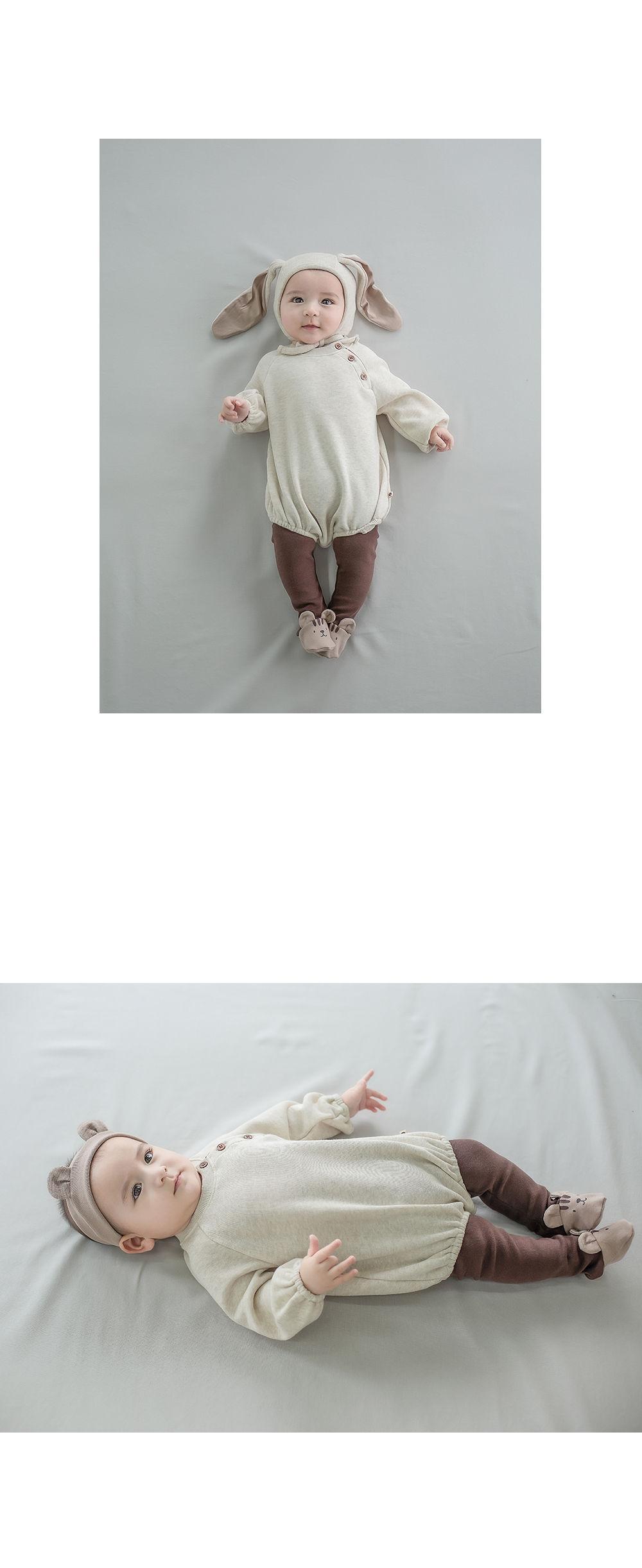 HAPPY PRINCE - Korean Children Fashion - #Kfashion4kids - Hug Me Foot Leggings - 4