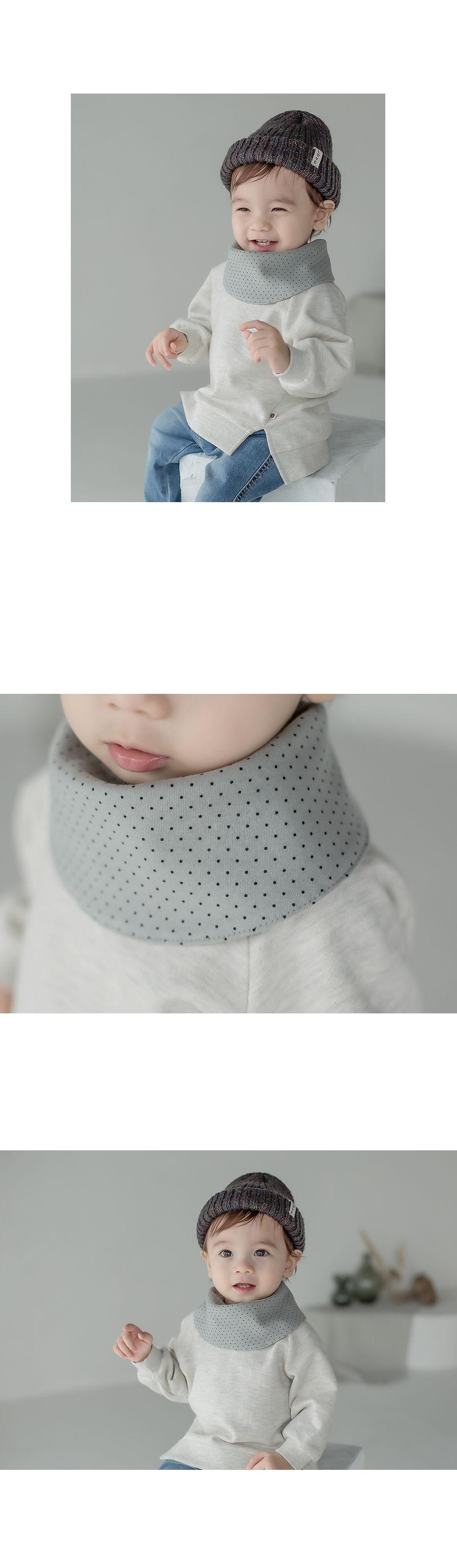 HAPPY PRINCE - Korean Children Fashion - #Kfashion4kids - Livia Baby Both Sided Banana Bib - 5