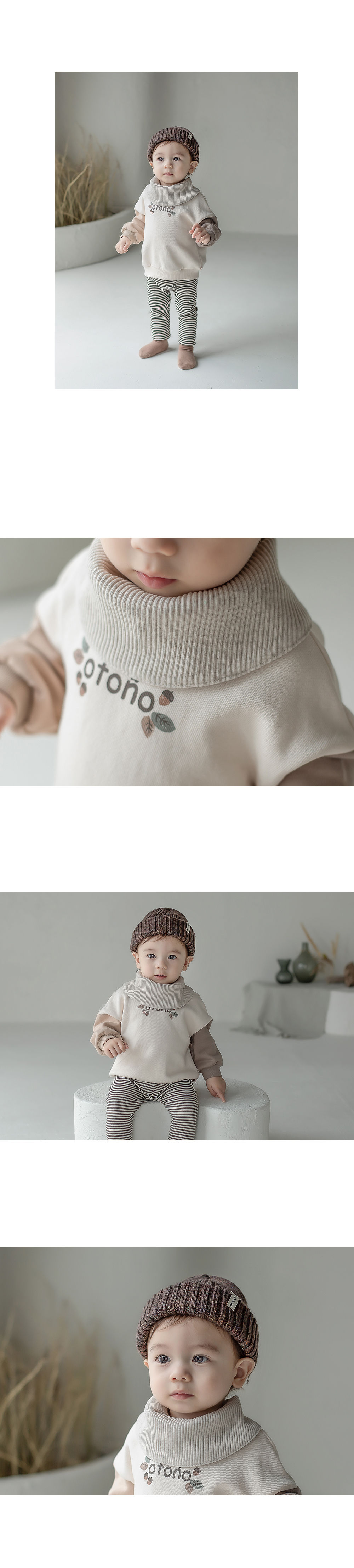 HAPPY PRINCE - Korean Children Fashion - #Kfashion4kids - Coi Double-sided Baby Banana Bib - 5