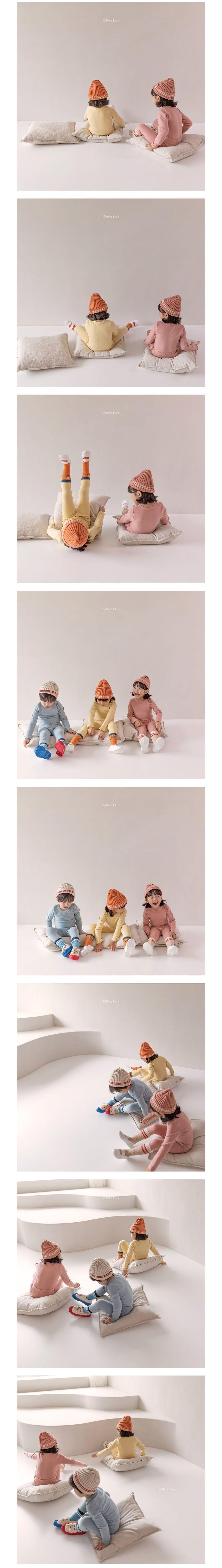HERE I AM - Korean Children Fashion - #Kfashion4kids - Caramel Easywear - 2