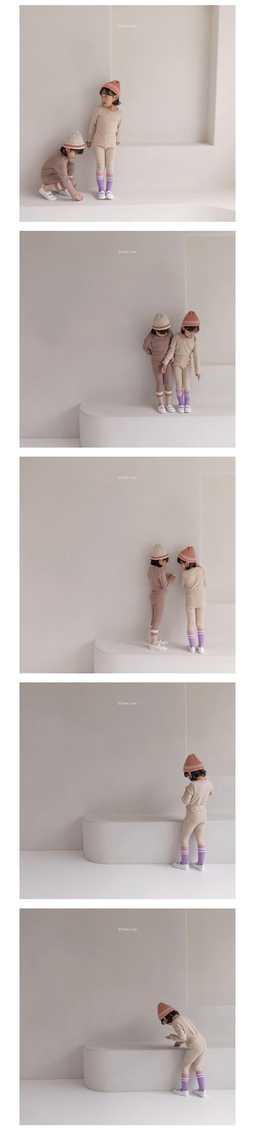 HERE I AM - Korean Children Fashion - #Kfashion4kids - Caramel Easywear - 4
