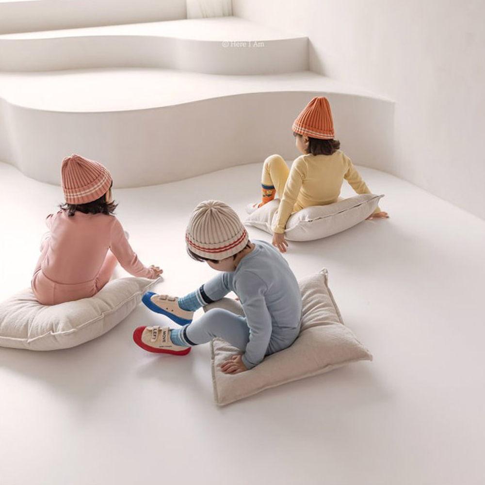 HERE I AM - BRAND - Korean Children Fashion - #Kfashion4kids - Caramel Easywear