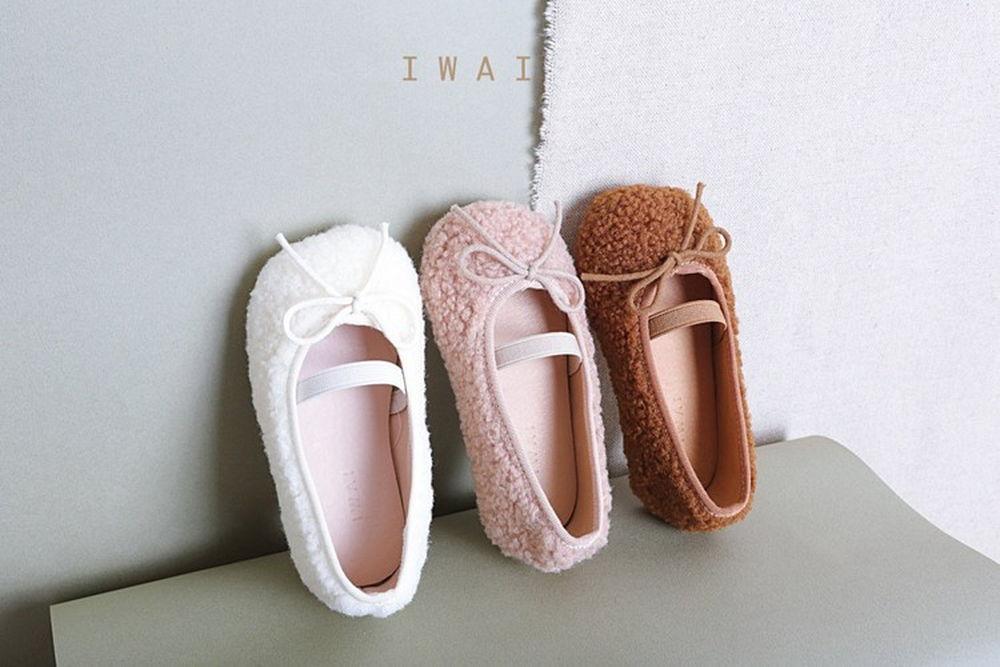 IWAI - BRAND - Korean Children Fashion - #Kfashion4kids - Tori Flat