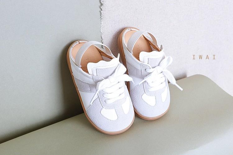 IWAI - BRAND - Korean Children Fashion - #Kfashion4kids - Mini Pocket Sneakers