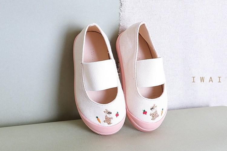 IWAI - BRAND - Korean Children Fashion - #Kfashion4kids - Bell Flat