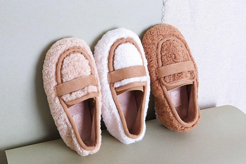IWAI - BRAND - Korean Children Fashion - #Kfashion4kids - Fang Slip-on
