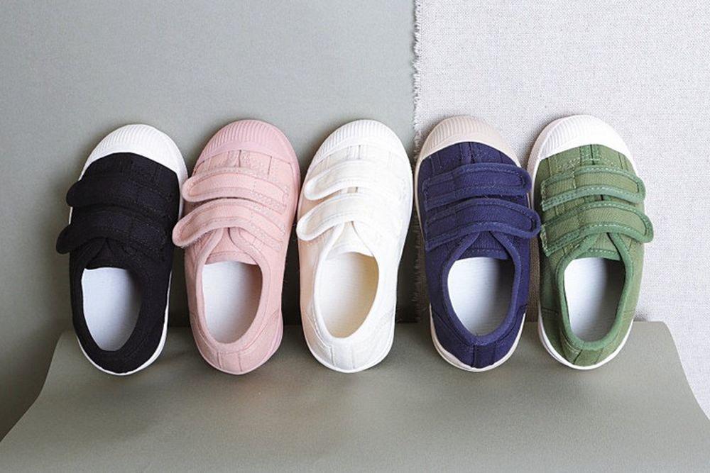 IWAI - BRAND - Korean Children Fashion - #Kfashion4kids - Dough Sneakers