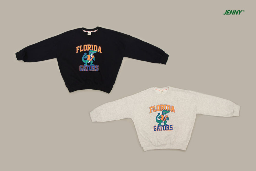 JENNY BASIC - Korean Children Fashion - #Kfashion4kids - Crocodile MTM