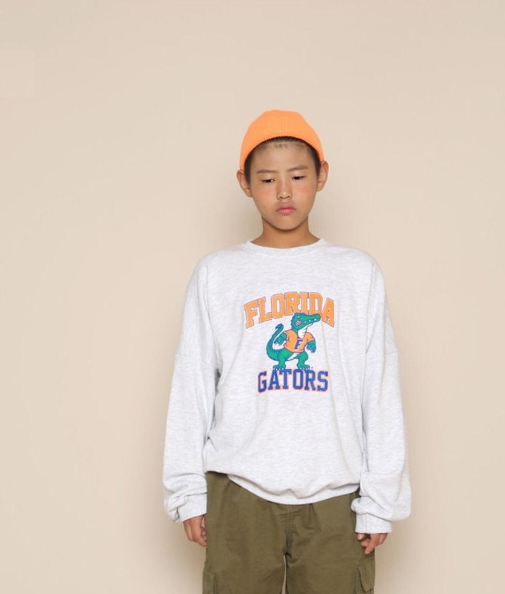 JENNY BASIC - BRAND - Korean Children Fashion - #Kfashion4kids - Crocodile MTM