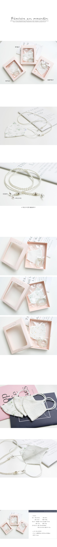 JIREH BOW - Korean Children Fashion - #Kfashion4kids - Pearl Mask Strap Gift Set