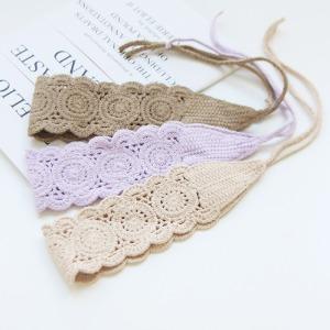 JIREH BOW - BRAND - Korean Children Fashion - #Kfashion4kids - Dana Knit Wide Hairband [set of 3]