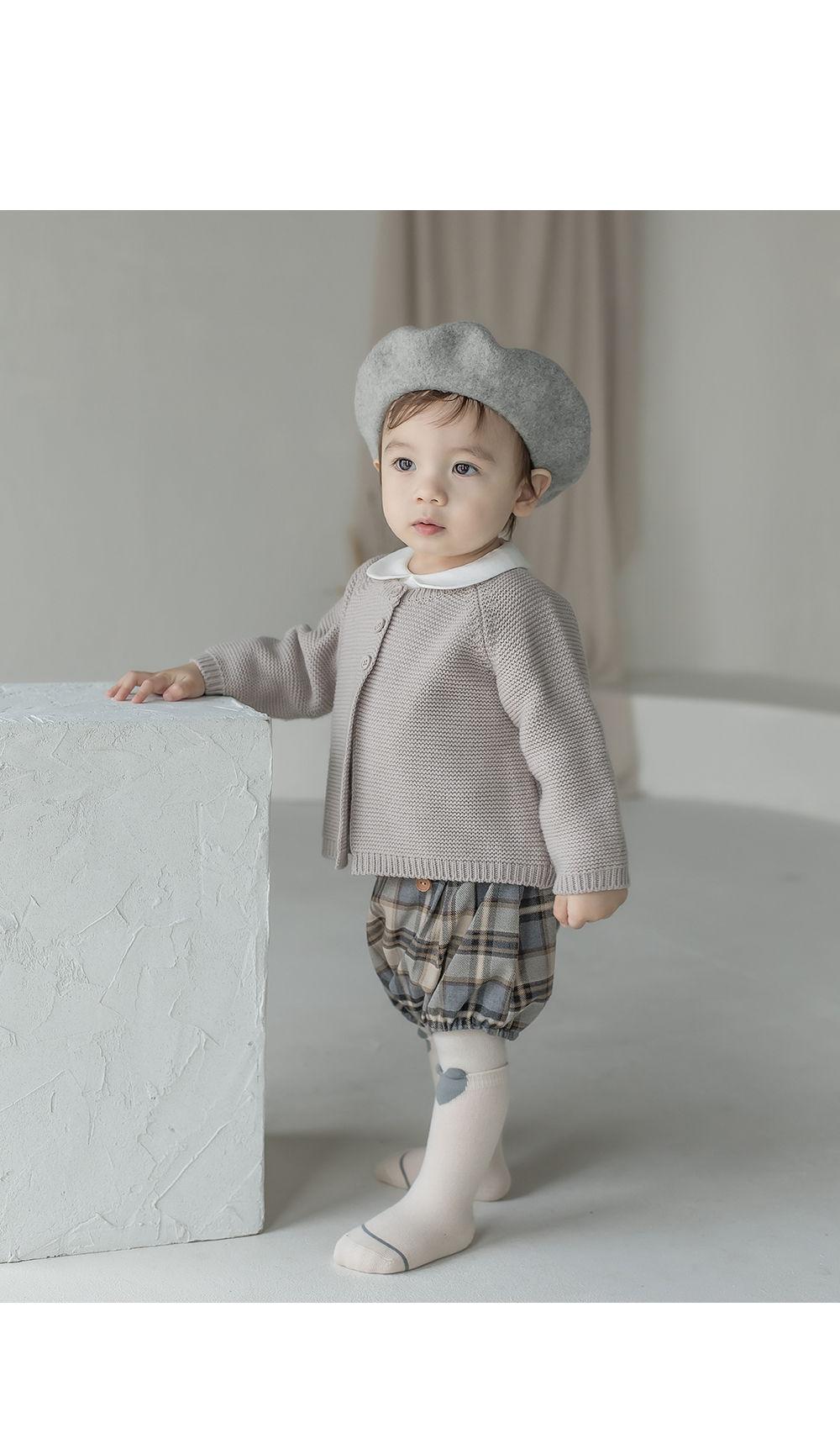 KIDS CLARA - Korean Children Fashion - #Kfashion4kids - Rio Baby Knee Socks [set of 5]