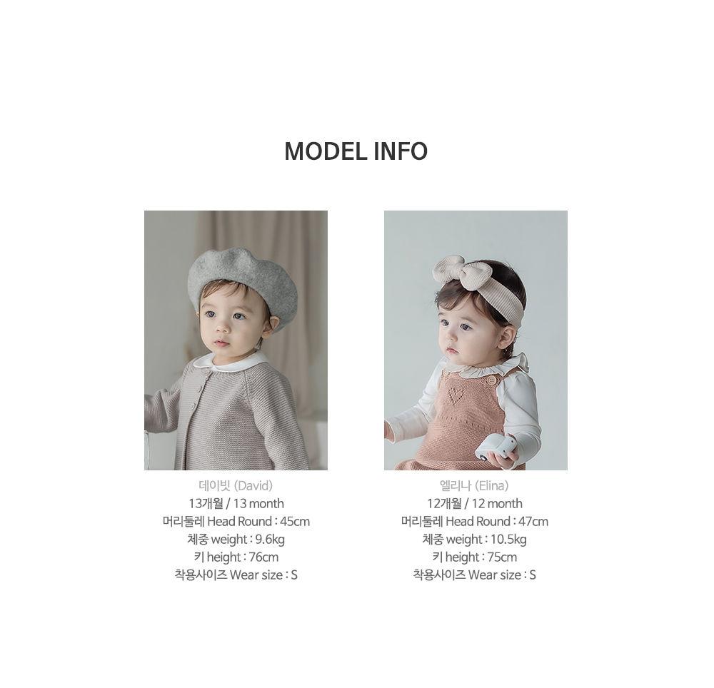 KIDS CLARA - Korean Children Fashion - #Kfashion4kids - Rio Baby Knee Socks [set of 5] - 10