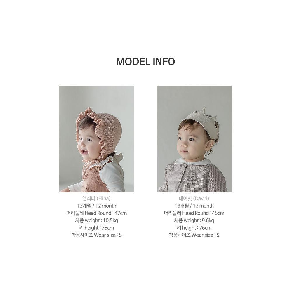 KIDS CLARA - Korean Children Fashion - #Kfashion4kids - Premium May Baby Legging Set [set of 5] - 10
