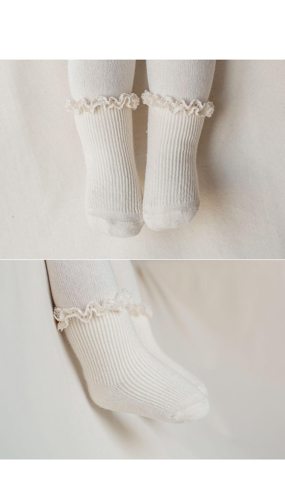 KIDS CLARA - Korean Children Fashion - #Kfashion4kids - Josh Baby Socks [set of 5] - 3