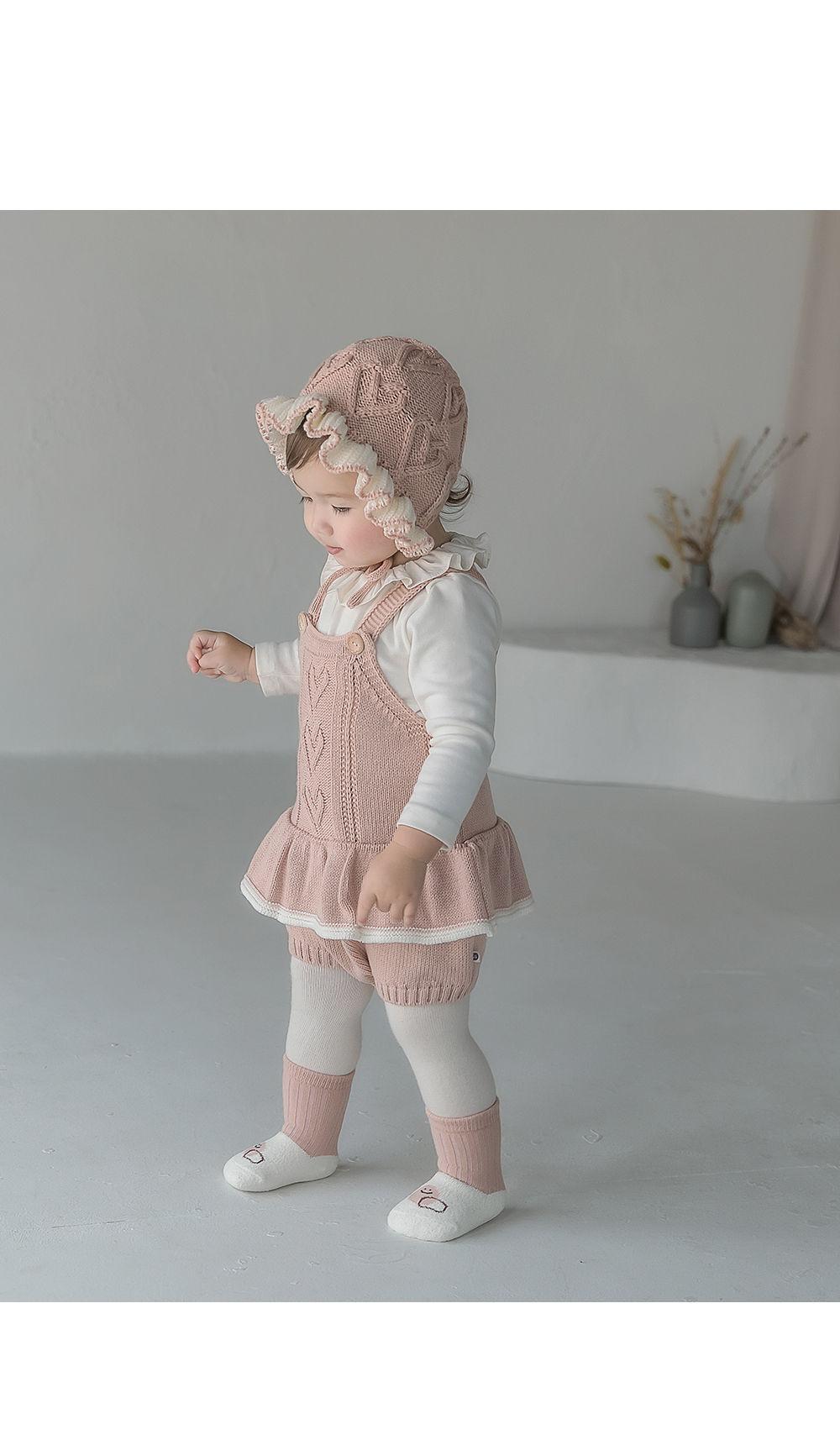 KIDS CLARA - Korean Children Fashion - #Kfashion4kids - Livia Baby Socks [set of 5]