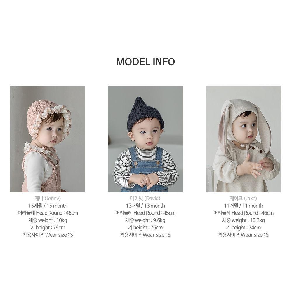 KIDS CLARA - Korean Children Fashion - #Kfashion4kids - Livia Baby Socks [set of 5] - 11