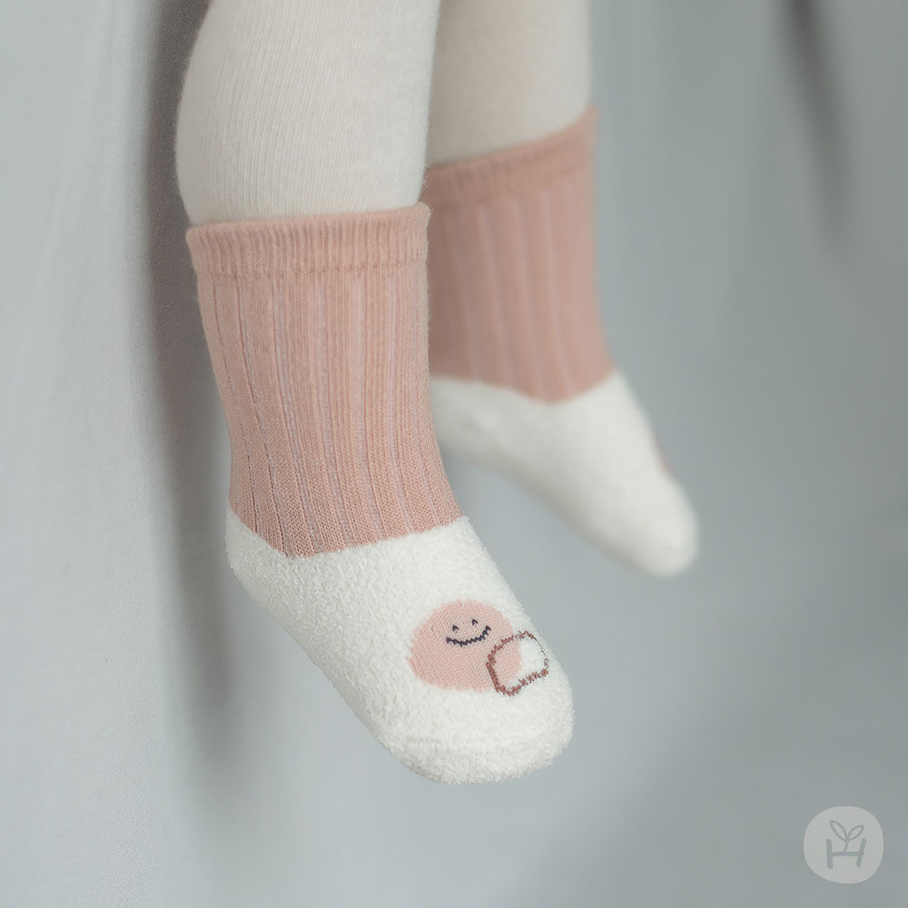 KIDS CLARA - BRAND - Korean Children Fashion - #Kfashion4kids - Livia Baby Socks [set of 5]