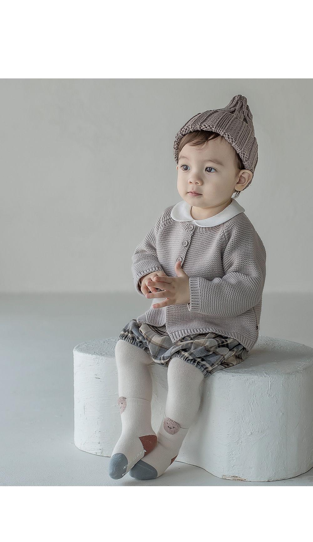 KIDS CLARA - Korean Children Fashion - #Kfashion4kids - Raki Baby Socks [set of 5]
