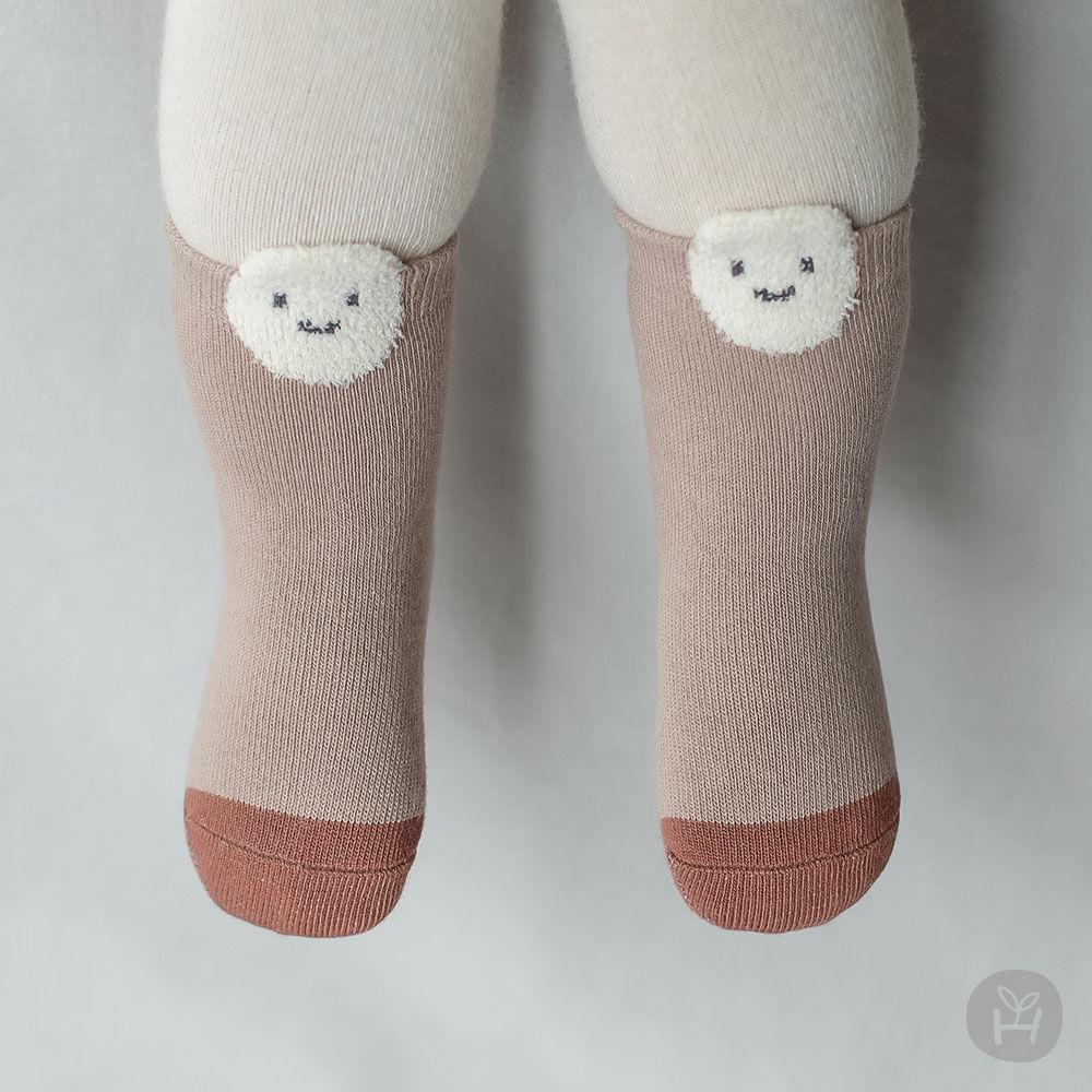 KIDS CLARA - BRAND - Korean Children Fashion - #Kfashion4kids - Raki Baby Socks [set of 5]