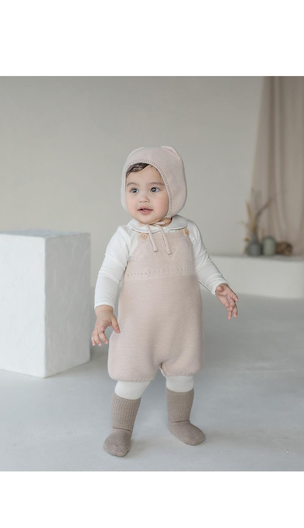 KIDS CLARA - Korean Children Fashion - #Kfashion4kids - Luco Warmer Baby Socks [set of 5]