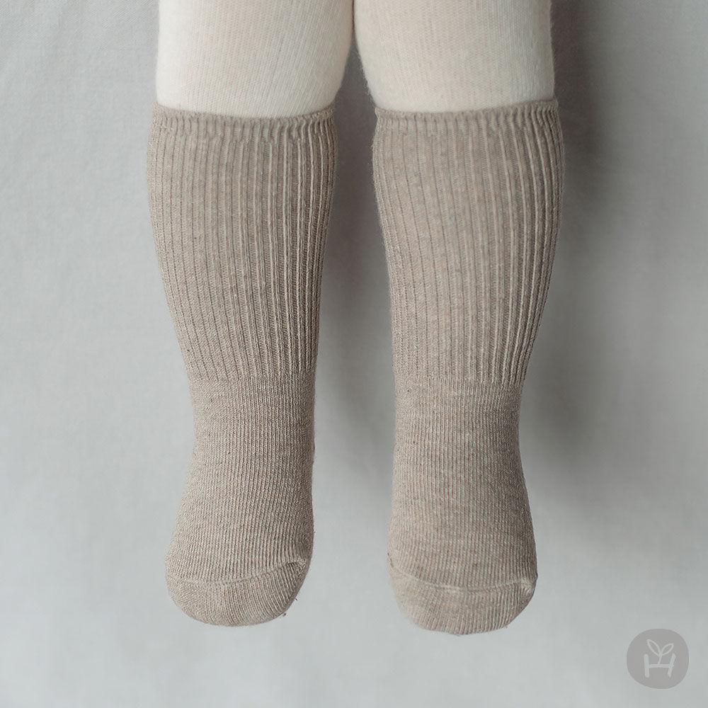 KIDS CLARA - BRAND - Korean Children Fashion - #Kfashion4kids - Luco Warmer Baby Socks [set of 5]