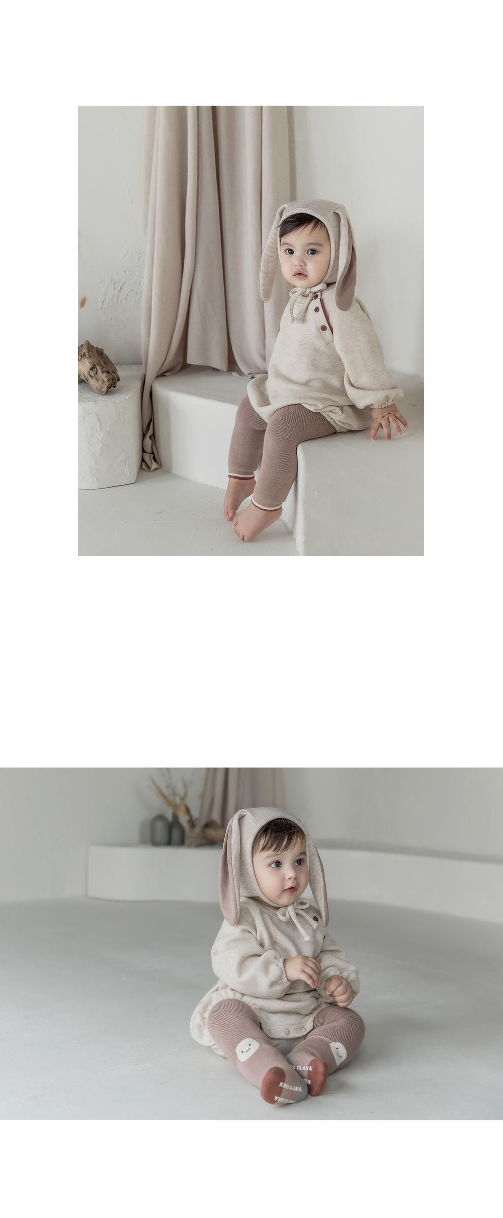 KIDS CLARA - Korean Children Fashion - #Kfashion4kids - Loli Winter Baby Leggings - 4