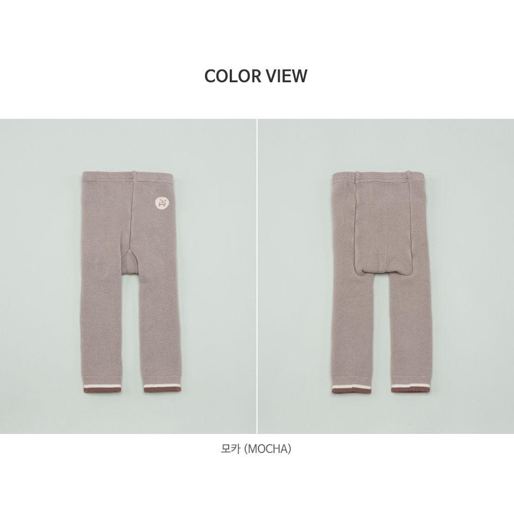 KIDS CLARA - Korean Children Fashion - #Kfashion4kids - Loli Winter Baby Leggings - 6